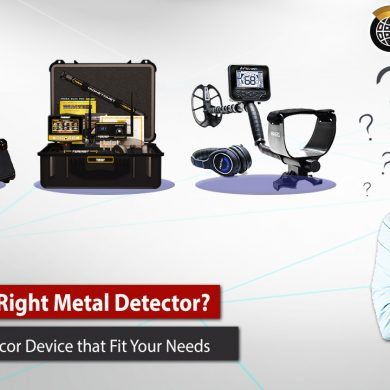 How to Choose Right Metal Detector?
