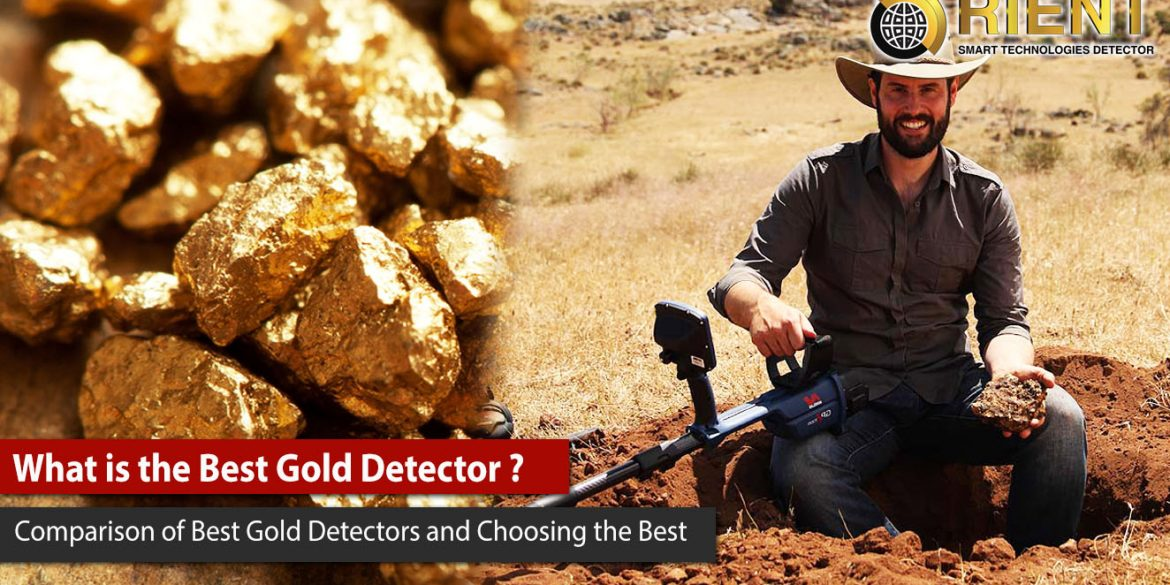 What is the Best Gold Detector?