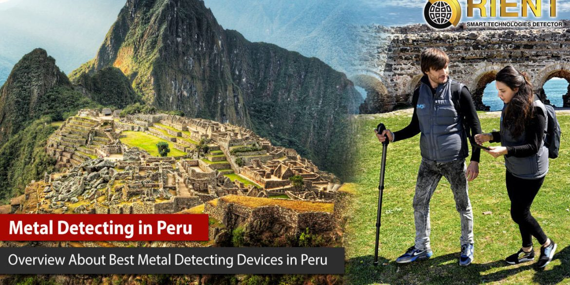 Metal Detecting in Peru