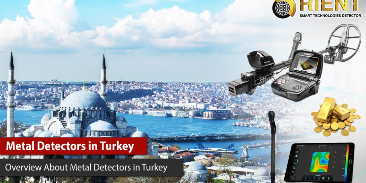 Metal Detectors in Turkey